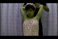 【童顔】○○生あやなちゃん☆おさげの黒髪の女の子☆セクシーパジャマで自慢の美巨乳とマ●コ電マ責め☆