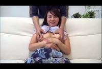 素人娘パイ揉みインタビュー Vol.148 あきこ 28歳