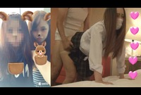 【個撮】夏休みに浮かれてる素直で超かわいいエロギャル!びちゃびちゃイキまくり生ちん悶絶バカエロ映像(1)