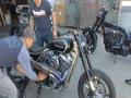 Kraus Motor FXR-R